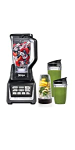 Amazon.com: Ninja Professional 72oz Countertop Blender with ...