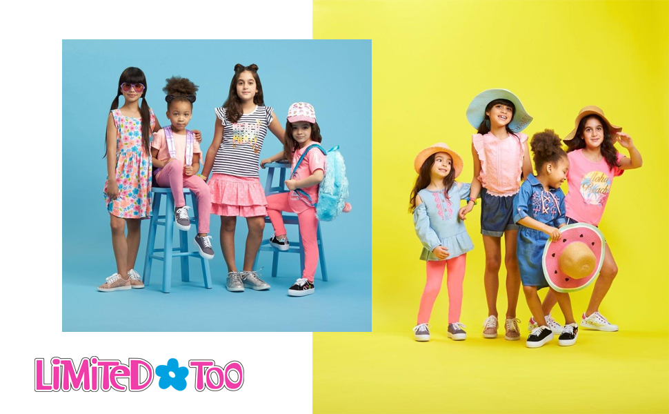 Limited Too Baby Girls 2 Pack Shirt 7338