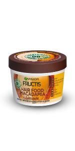 Hair food, Garnier, Fructis, aloe, aloe vera, maschera capelli idratante, trattamento capelli