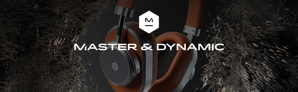 master & dynamic mw65 noise cancelling wireless headphones