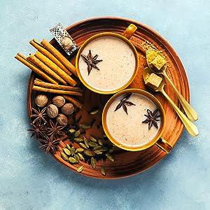 traditional chai