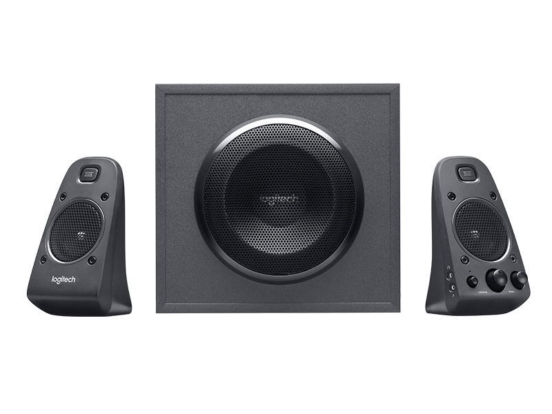 Logitech Z625 Powerful THX Sound 2 1 Speaker System for TVs, Game Consoles  and Computers