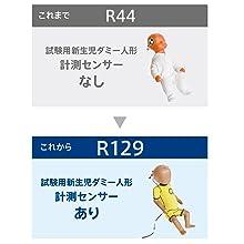 R129 360 新生児 安心 安全 回転 ベッド 産院 退院