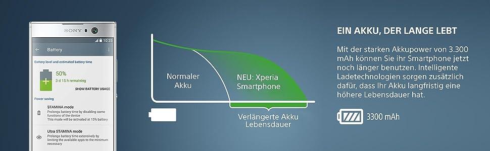 Sony, Xperia, XA2, XA1, XA