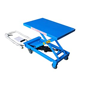 Hu Lift Equipment Tc22p Mobile Scissor Lift Table 500