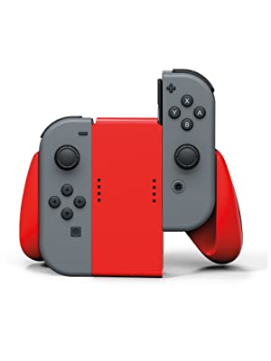 Nintendo Switch Joy Con Comfort Grip (Red) [Importación Inglesa]: Amazon.es: Videojuegos