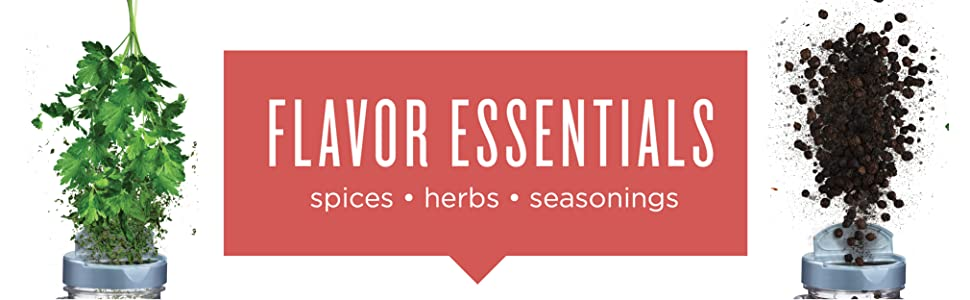 McCormick Culinary Flavor Essentials, Herbs, Spices & Seasonings