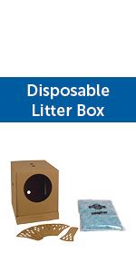 cat litter box litterbox self cleaning automatic scoopfree pet safe scoop crystal kitten kitty