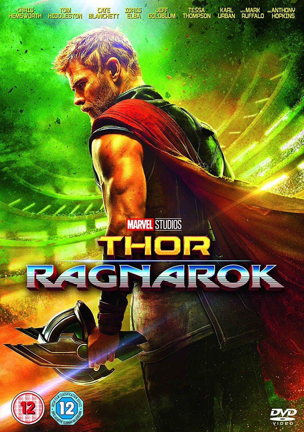 thor ragnarok dvd 2017 region 2 amazon co uk chris hemsworth