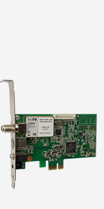 Amazon.com: Hauppauge 1196 WinTV HVR-1265 PCI Express Hybrid ...