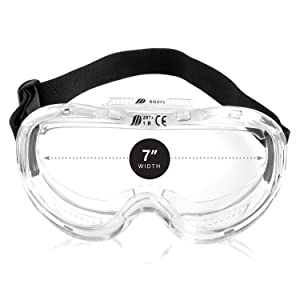 anti fog safety goggles glasses lab