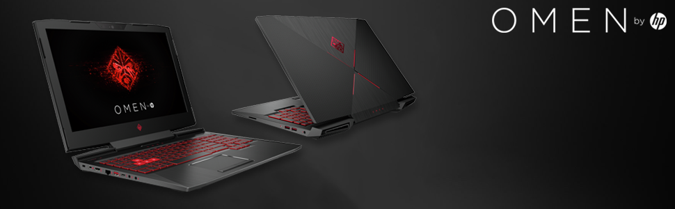 OMEN by HP 15-ce001na Laptop