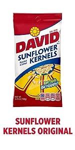 DAVIDs original sunflower seed kernels