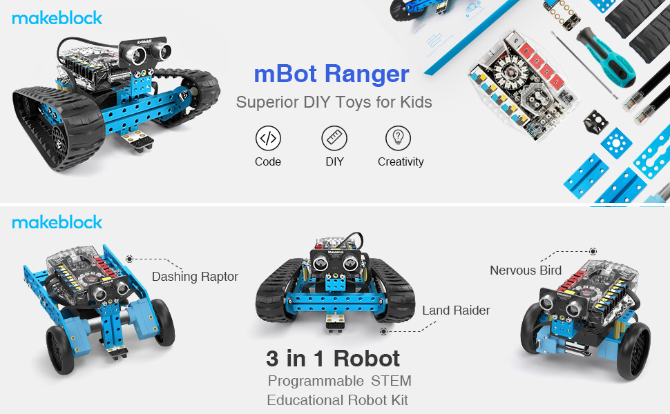 coding robot car toy learning fun game play best gifts for kids boys