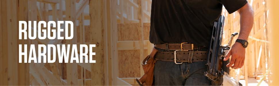 buckle gold silver heavy duty genuine leather belt web belt western support black brown canvas