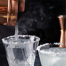 smoking gun pro cocktail infuser smoker food commercial Polyscience wood beverage appetizer Shaker