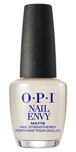 OPI Nail Envy Nail Strengthening Treatment Nail Care Nail Lacquer Base Coat Matte