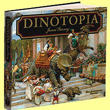Dinotopia, Gurney, Dinosaurs, Fantasy