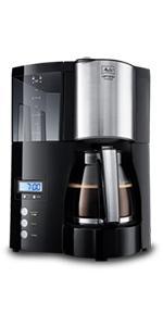 Melitta Molino molinillos de cafe, 100 W, 0.2 kg, Negro/Rojo ...