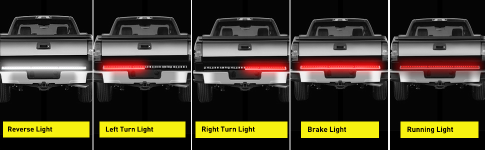 tailgate light bar