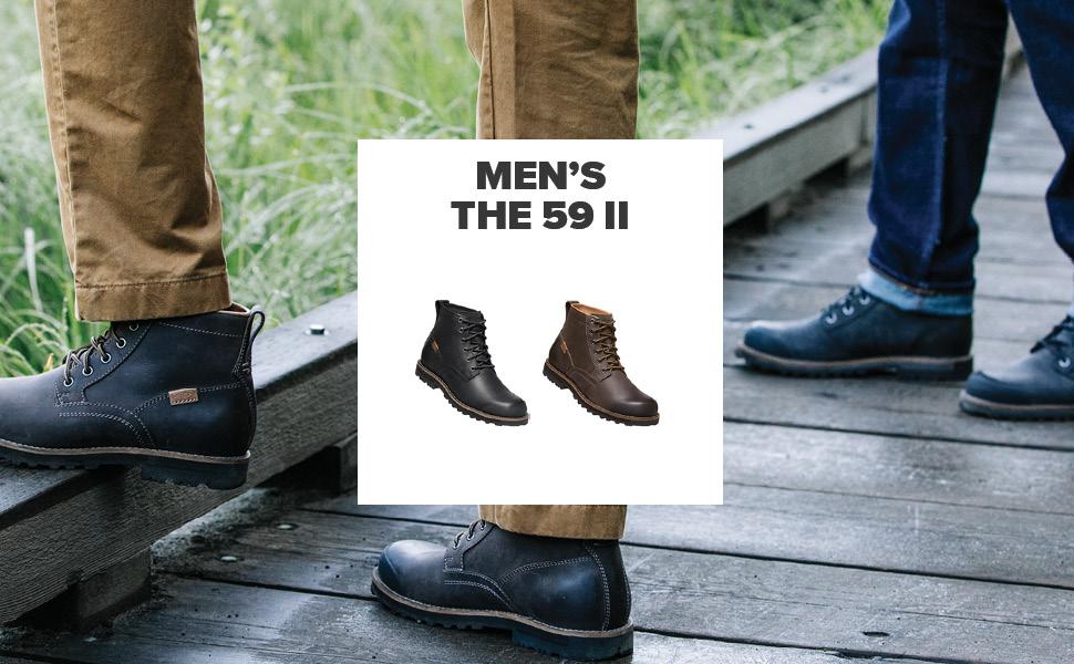 KEEN Men's The 59 Ii Chelsea Ltd Boot