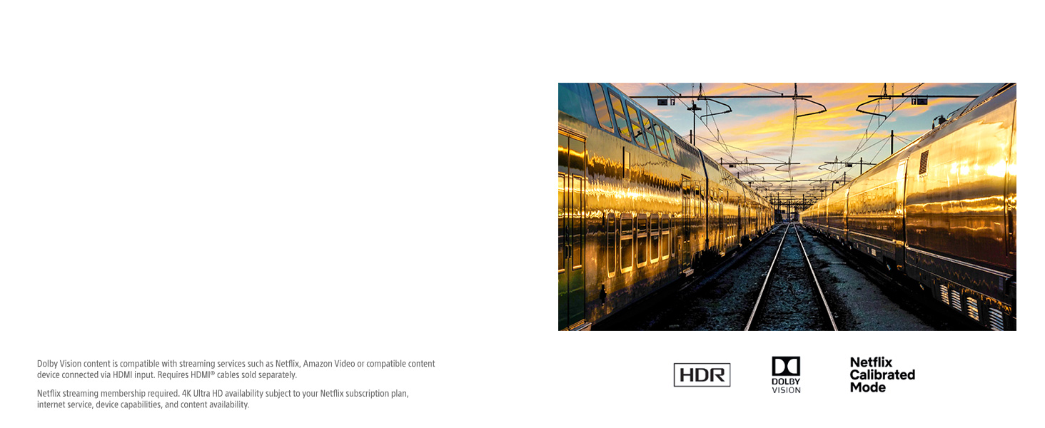 Ultra-high resolution and HDR video content