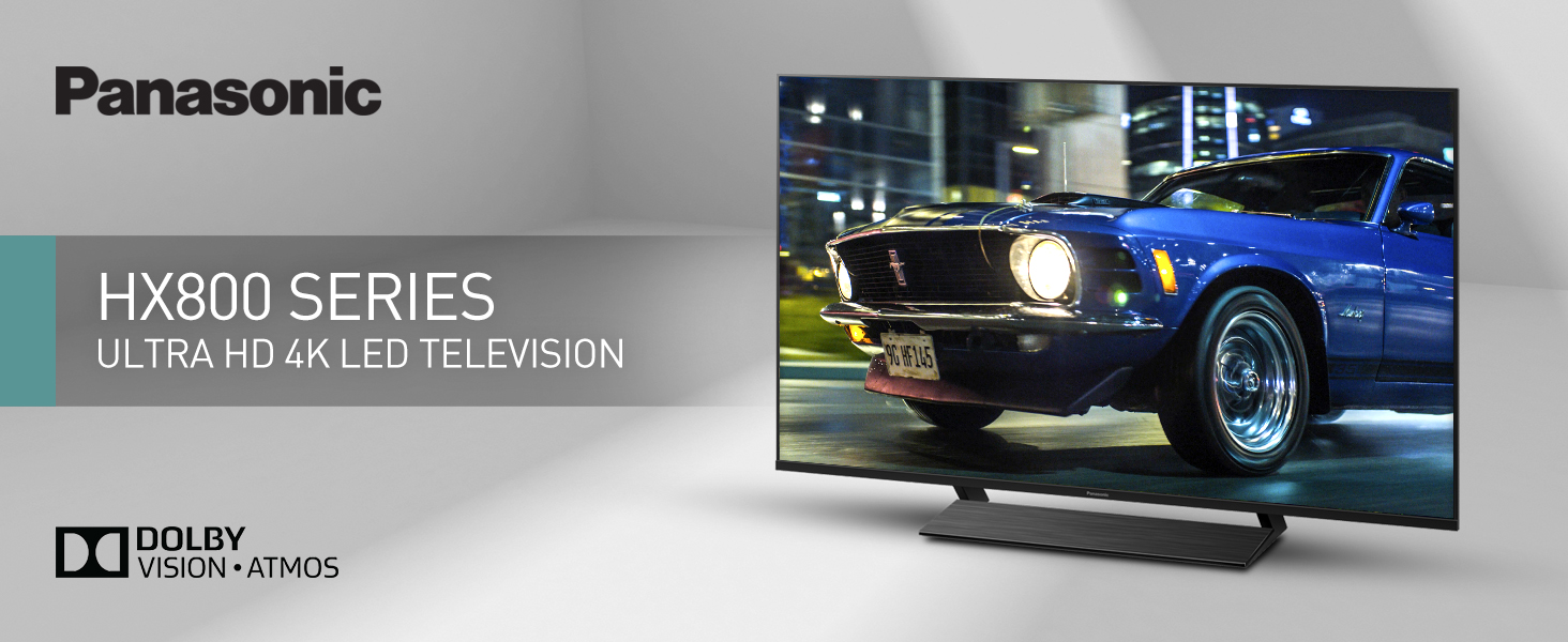 HX800 Series Ultra HD 4K LED Television