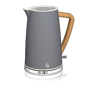Kettle, tea, coffee, grey, modern, stylish