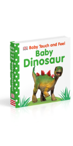 Touch and Feel Dinosaurs