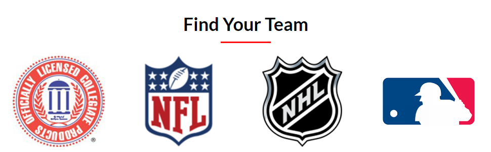 Golf, Team, Sports, Fan, NCAA, NFL, NHL, MLB, Football, Baseball, Hockey, Collegiate, Putter, Driver