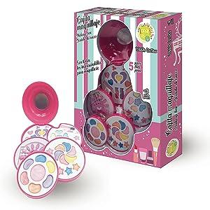 Tachan- Estuche de Maquillaje 5 Pisos Cajita (CPA Toy Group Trading S.L. 77429008) , color/modelo surtido: Amazon.es: Juguetes y juegos