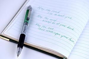 z-grip plus retractable ballpoint pens, z-grip pens from zebra, z-grip plus stylish design