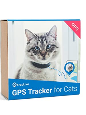 Tractive GPS Cat - Rastreador GPS para gatos
