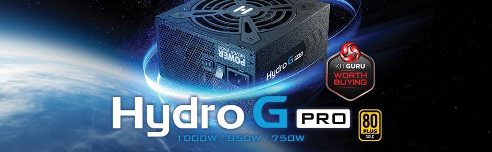 Hydro G Pro 750W Header