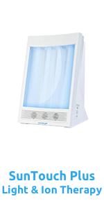 Amazon Com Nature Bright Sun Touch Plus 10000 Lux