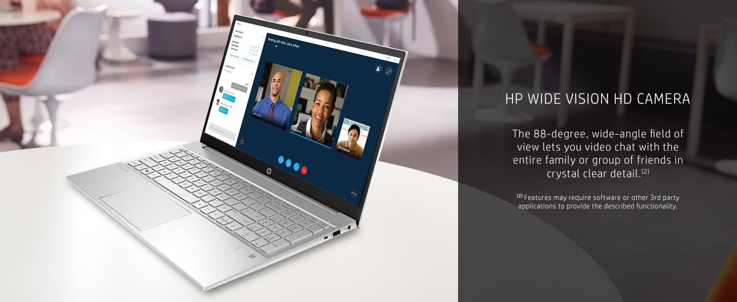 HP Pavilion 15 Laptop 15-eg0021nr (Strelka 20C2)