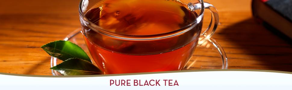 Black Tea, Bag, Premium, Flavored, Earl Grey, Decaf, English Breakfast, Leaf, Caffeine, Iced, Brew