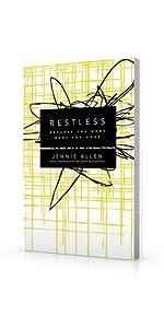 Restless Jennie Allen Paperback