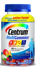 Centrum Men MultiGummies