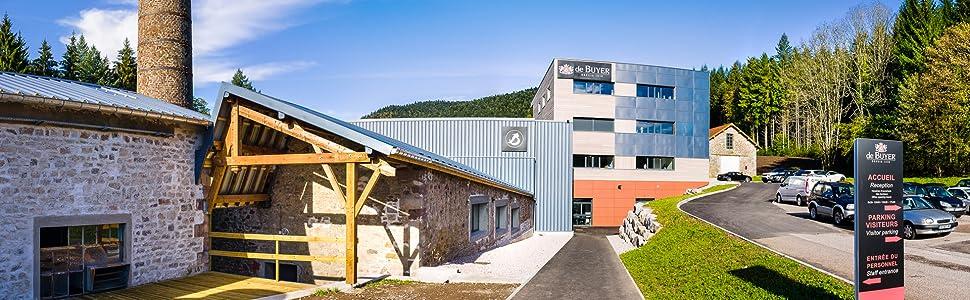 de Buyer factory