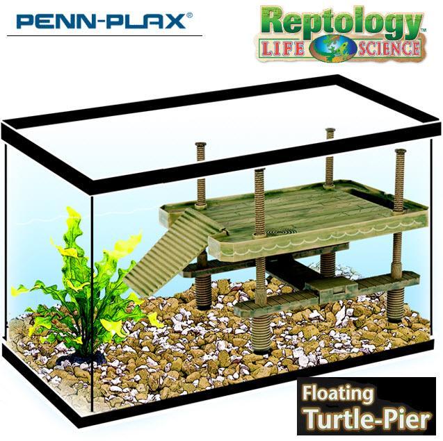 Reptile Turtle Climb Basking Pier Floating Platform Decor Ramp For Aquarium Tank 30172065224 Ebay
