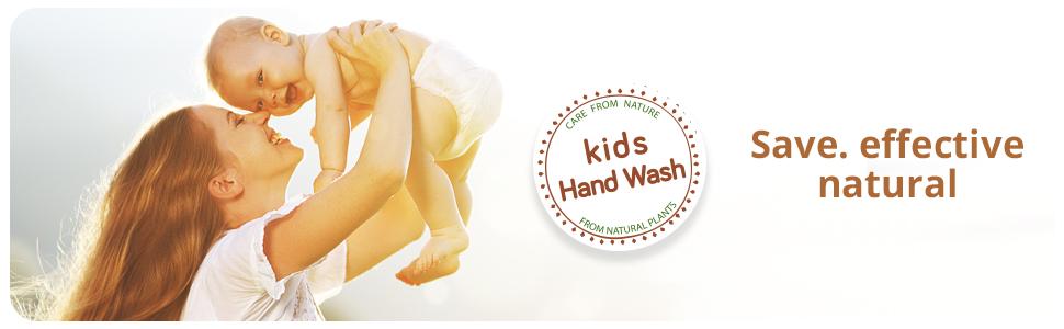 kids hand wash