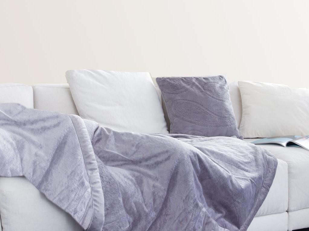 g zze wohn und kuscheldecke cashmere feeling wollwei 220 x 240 cm 40024 00 2040. Black Bedroom Furniture Sets. Home Design Ideas