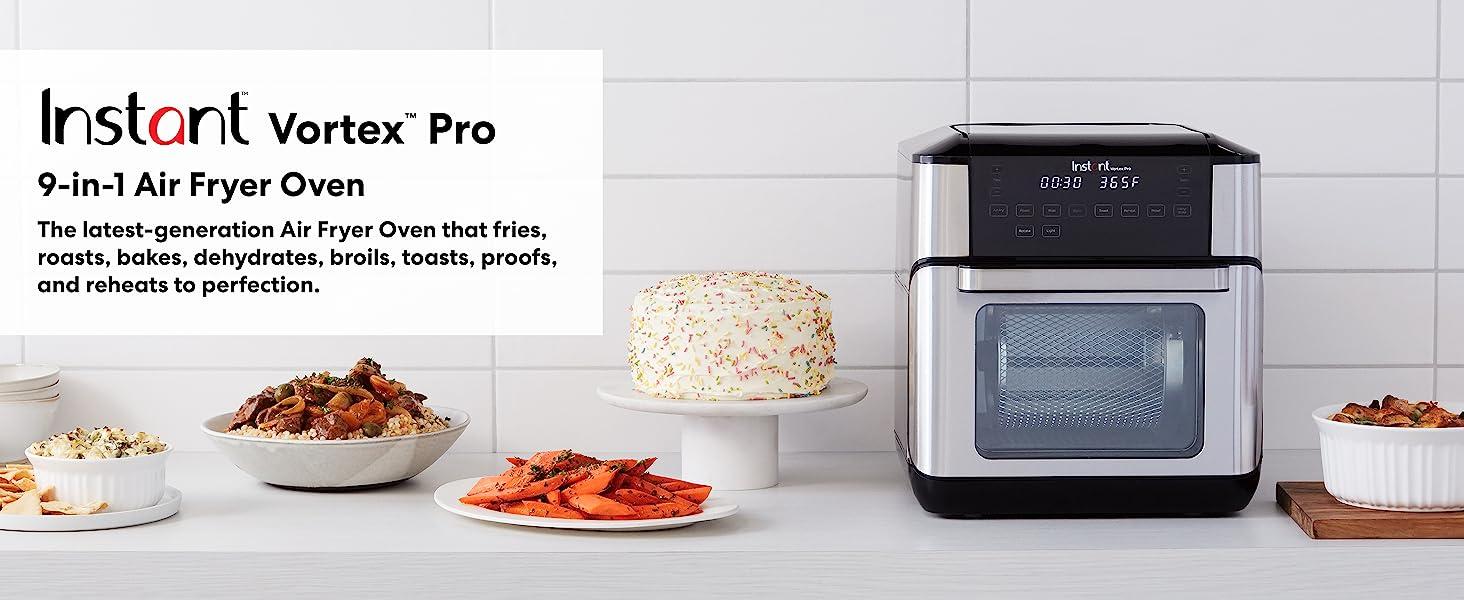 Instant Pot, Insta pot, instapot, multicooker, pressure cooker, air fry, air fryer, toaster oven