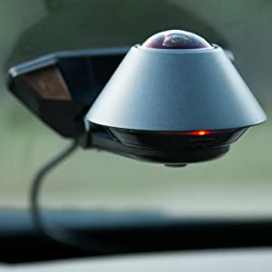Waylens Secure360 WiFi Camera with Direct Wire