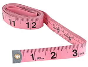 Amazon Com Singer 218 60 Inch Tape Measure Arts Crafts