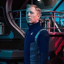– Lieutenant Commander Paul Stamets