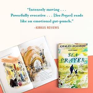 Amazon com: Sea Prayer (9780525539094): Khaled Hosseini: Books