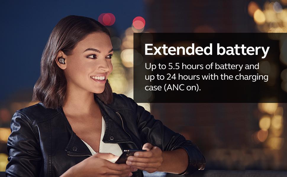 jabra, true wireless, elite active 75t, active noise cancellation