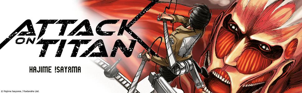 Attack on Titan Banner